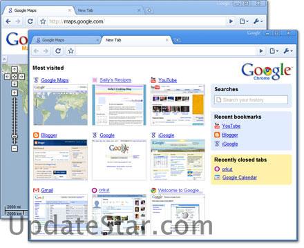 Google Chrome 58.0.3029.110