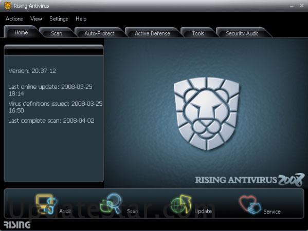 Rising Antivirus Free Edition 23.1.51.96